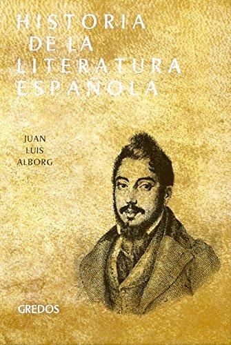 9788424931469: Historia literatura española vol. 4.: El Romanticismo (VARIOS GREDOS)