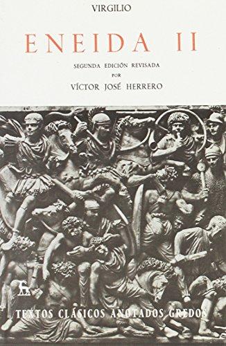 9788424934071: Eneida libro 2 (anotado) (VARIOS GREDOS)