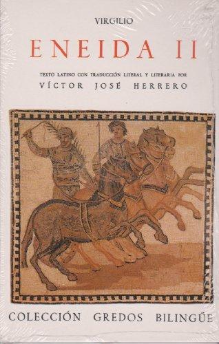 9788424934248: Eneida libro 2 (bilingue) (VARIOS GREDOS)
