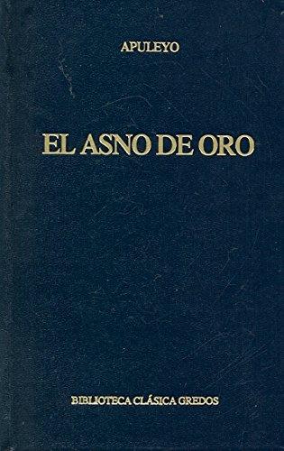 9788424935092: Asno de oro (B. CLÁSICA GREDOS)