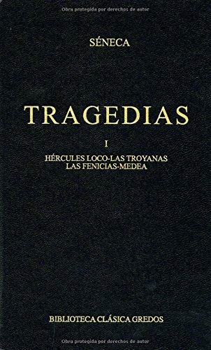 9788424935368: Tragedias (seneca) vol. 1: 026 (B. CLÁSICA GREDOS)