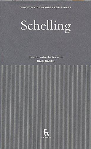 9788424936501: Schelling (Spanish Edition)