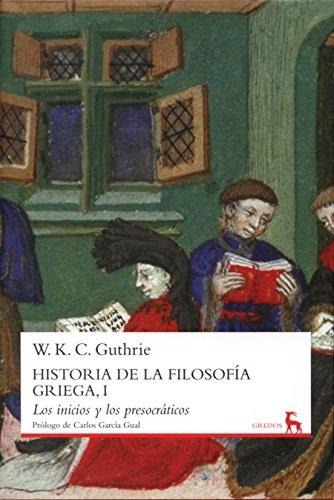 9788424936532: Historia de la filosofia I: 1 (GRANDES OBRAS CULTUR)