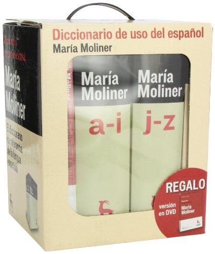 9788424936891: Diccionario uso del español y DvD (Spanish Edition)