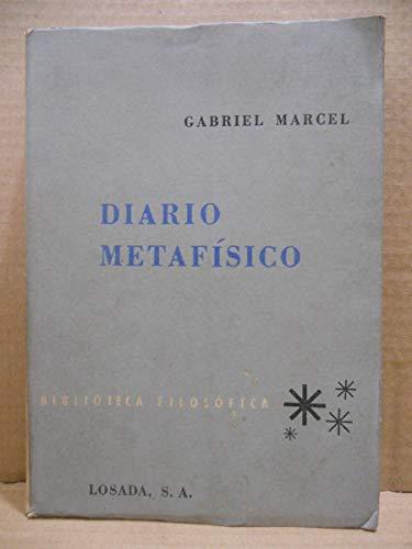 9788425000836: Diario metafisico