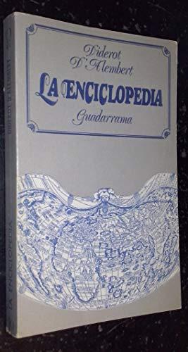 La Enciclopedia: Diderot/D'Alembert