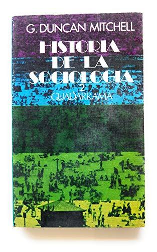 9788425001642: Historia de la sociologia II