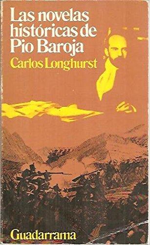 9788425001710: Las novelas históricas de P,o Baroja (Colección universitaria de bolsillo Punto Omega)