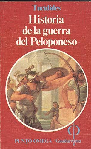 9788425002076: Historia de la guerra del Peloponeso