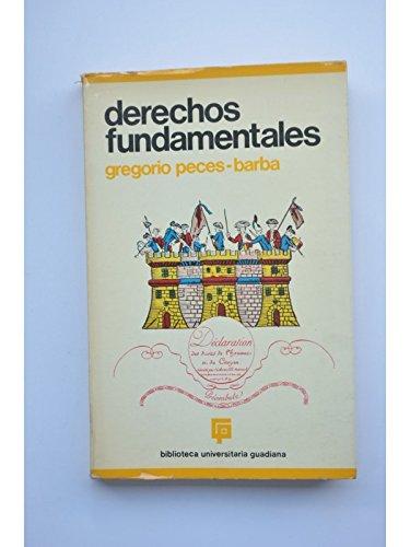 9788425101182: Derechos fundamentales