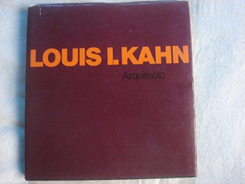 9788425208881: Louis I. Kahn