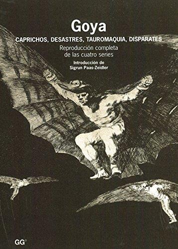 Goya Caprichos Desastres Tauromaq.disparates(96): PAAS (209802)