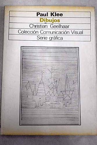 Paul Klee : Dibujos: Klee, Paul Geelhaar, Christian