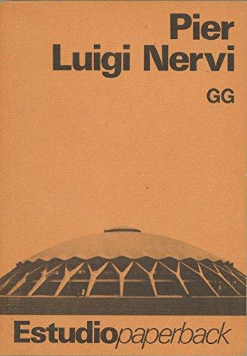 9788425210709: Pier luigi nervi