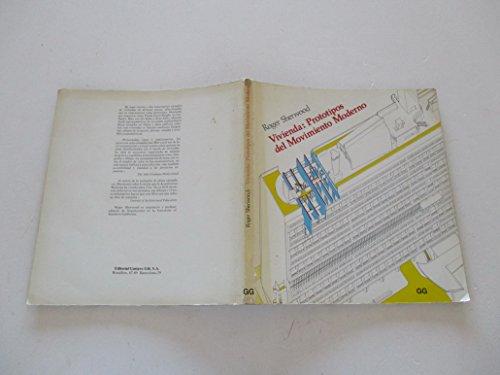 9788425211355: Vivienda: Prototipos del movimiento moderno