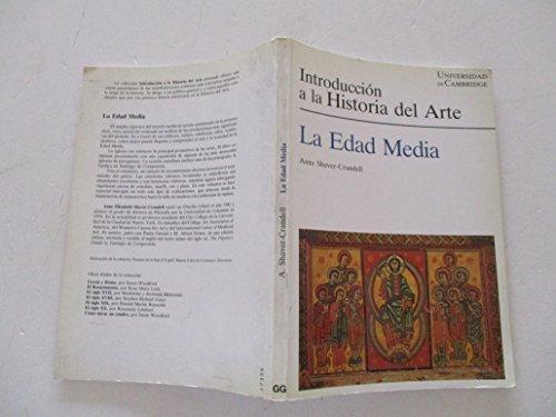 9788425212352: Introduccion A La Historia Del Arte La Edad Media