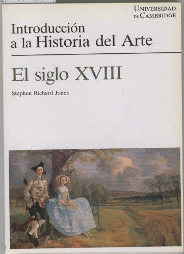 9788425212390: Introduccion a la historia del arte. el siglo XVIII