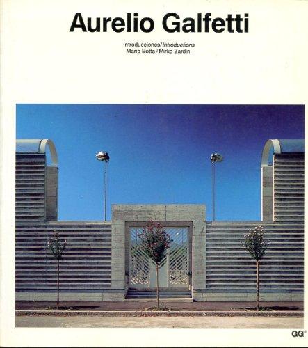 9788425213823: Aurelio Galfetti