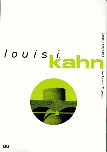 Louis I. Kahn (Obras y Proyectos /: Romaldo Giurgola