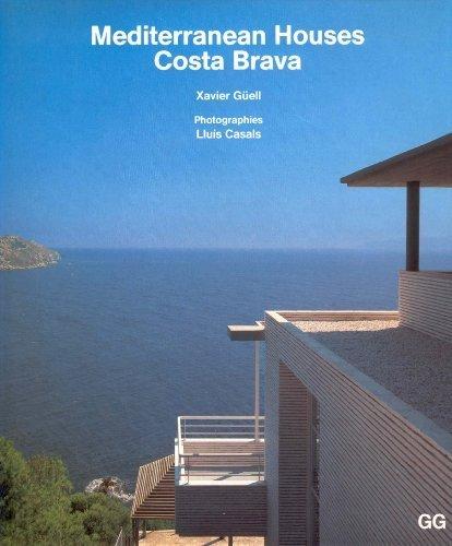 9788425214561: Mediterranean Houses: Costa Brava