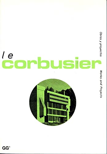 9788425214776: Le Corbusier (Obras y Proyectos / Works and Projects)