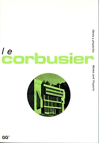 9788425214776: Le Corbusier (Obras y proyectos)