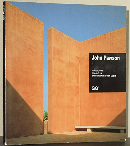 9788425215261: John Pawson (Monographs on Contemporary Design) (English and Spanish Edition)