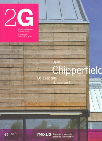 David Chipperfield: Kenneth Frampton (Introduction)