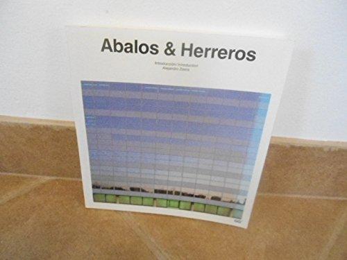 9788425215988: Abalos & Herreros