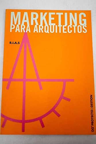 Marketing Para Arquitectos: Malcolm McGee - Alan Elder - RIAS ( Royal Incorporation of Architects ...