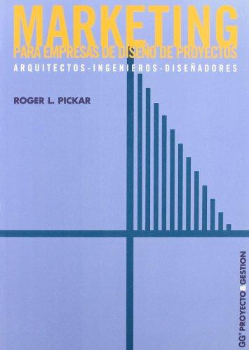 9788425217159: Marketing Para Empresas de Diseno de Proyect (Spanish Edition)