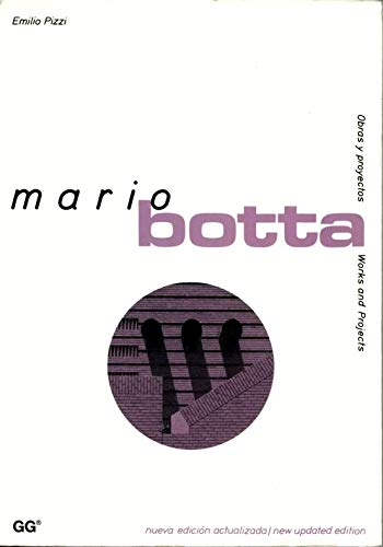 9788425217180: Mario Botta (Obras y Proyectos / Works and Projects) (English and Spanish Edition)