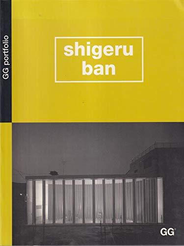 9788425217210: Shigeru ban (GG Portfolio)