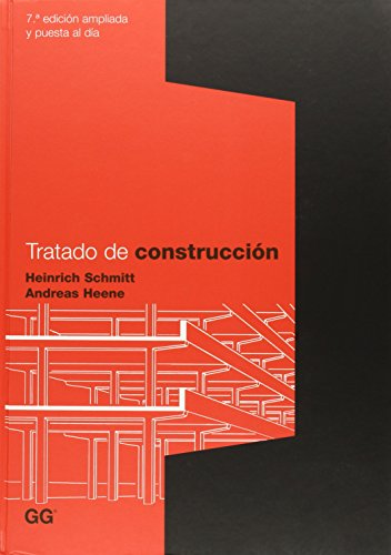 9788425217296: Tratado de Construccion (Spanish Edition)