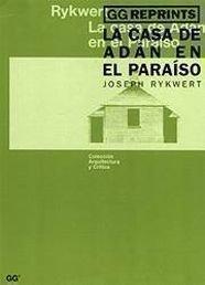 9788425217975: La casa de Adán en el Paraíso (GG Reprints)