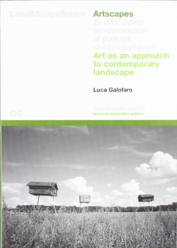 9788425218439: Artscapes: Art as an Approach to Contemporary Landscape