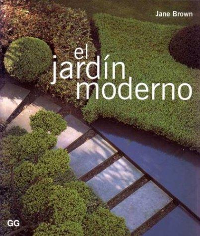 9788425219177: El Jardin Moderno (Spanish Edition)