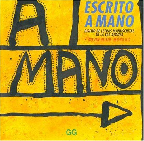 9788425219535: Escrito a Mano (Spanish Edition)