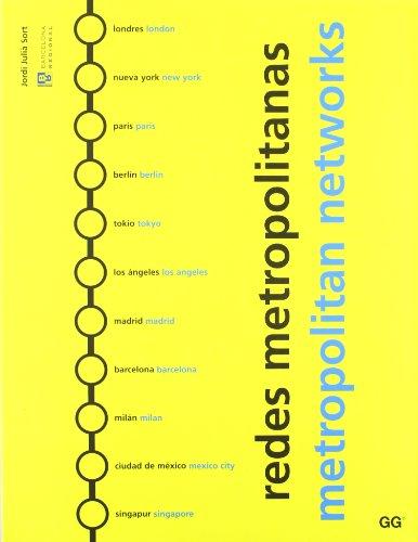 9788425219931: Metropolitan Networks/Redes Metropolitanas (Bilingual Spanish/English)