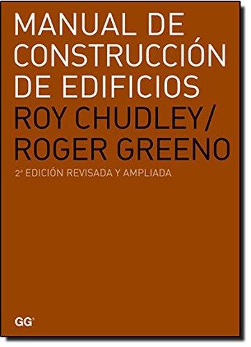9788425220050: Manual De Construccion De Edificios