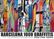 9788425220227: Barcelona 1000 Graffitis + DVD (Spanish Edition)