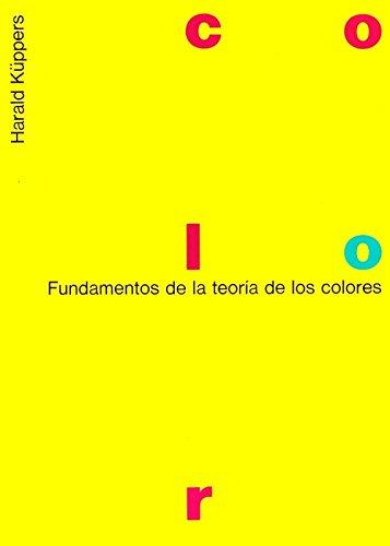 9788425220340: Fundamentos de la Teoria de los Colores