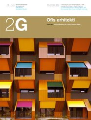9788425220425: 2G 38 Ofis arhitekti (2G International Architechture Review, 38)