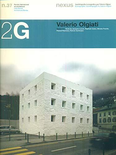 9788425220883: 2G N.37 Valerio Olgiati