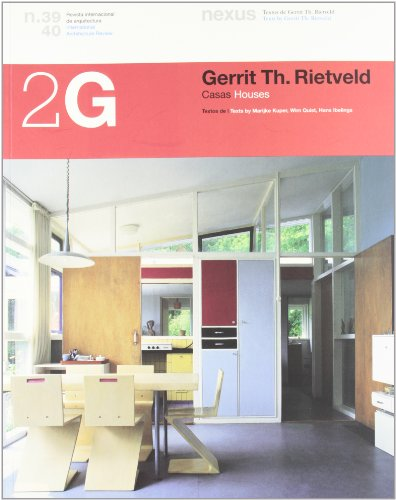 Gerrit th. Rietveld - Houses