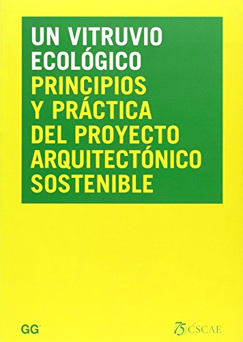 9788425221552: VITRUVIO ECOLOGICO, EL