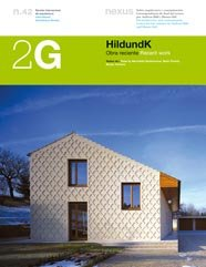 2G N. 42. Hildundk (2G: International Architecture Review Series) (Spanish and English Edition): ...