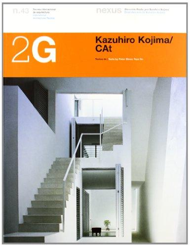9788425221873: 2G N.43 Kazuhiro Kojima (2g Revista)