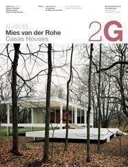 9788425221880: 2G 48/49 Mies Van Der Rohe Houses Bilingual (English/Spanish Edition) (Spanish and English Edition)