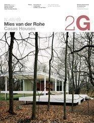 9788425221880: 48/49 Mies Van Der Rohe: Houses